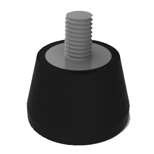 Suports elàstics per a vibradors