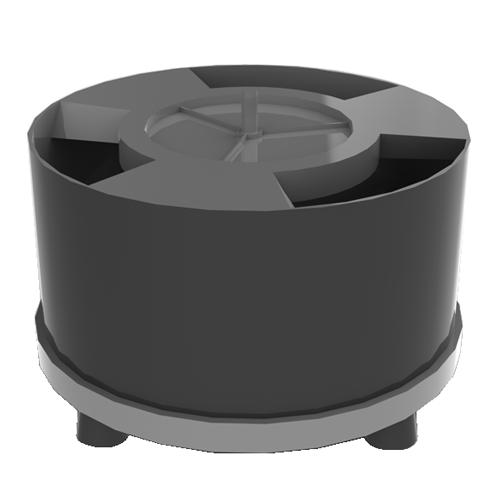 Unitats motrius electromagnètiques Vibradors circulars per a cubes