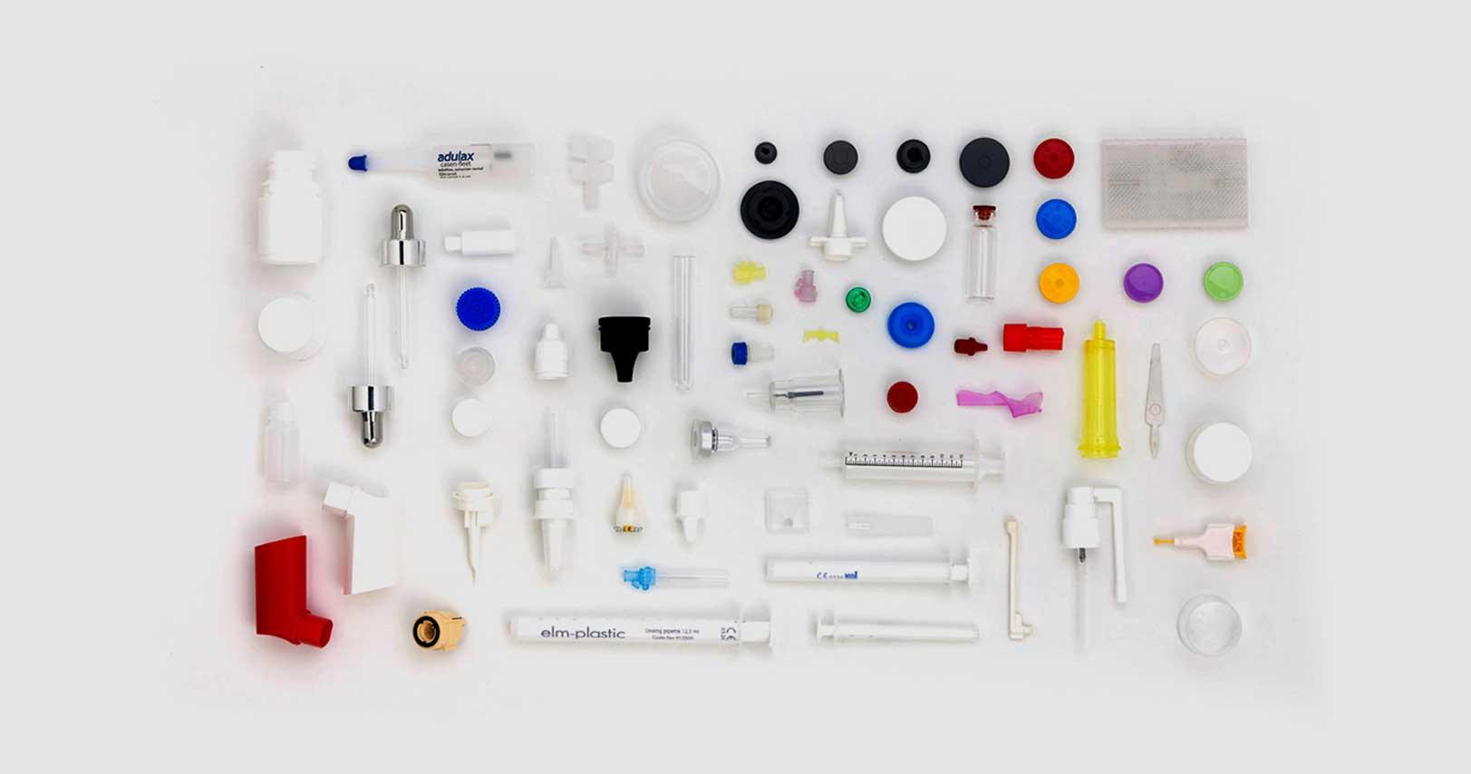 productes farmacèutics elaborats amb maquinària especial elèctrica