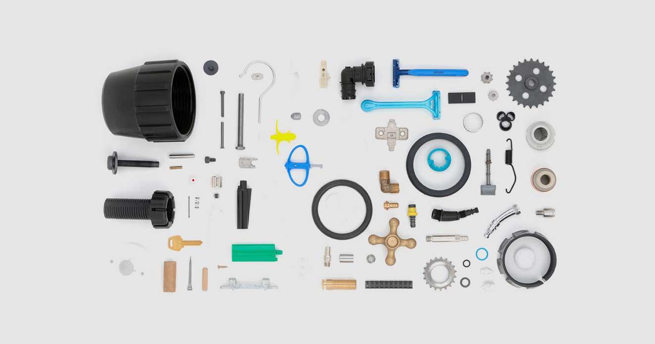fabricació de tot tipus d'objectes