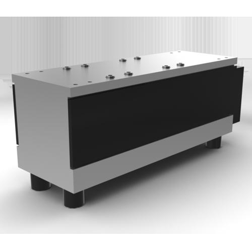 Vibradors lineals per a guies fabricats en TAD