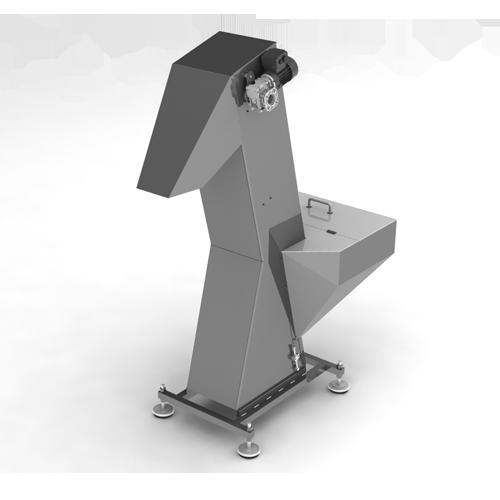 Unitat d'elevació pla vertical