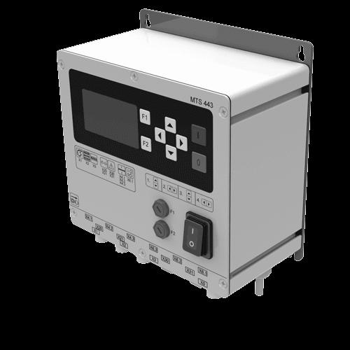 controladors per a vibradors industrials